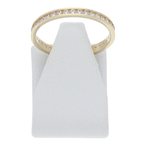 Memory Zirkonia Ring 333 Gold