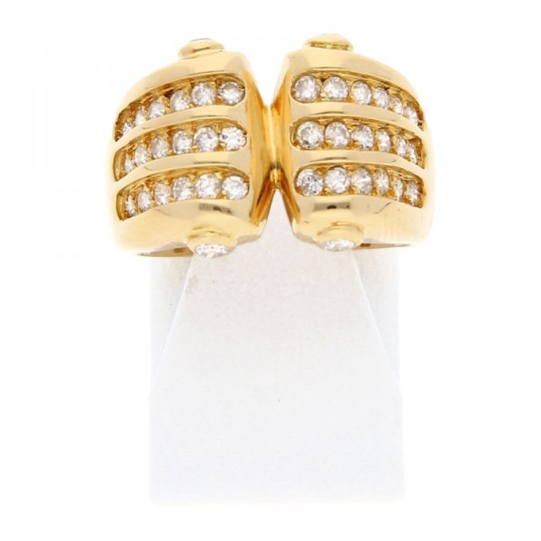 Diamant Ring 0,70 ct 750 Gold