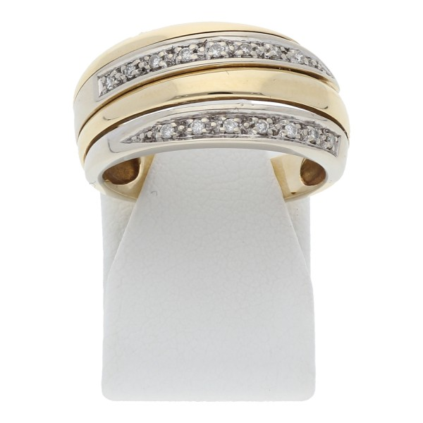 Diamant Ring 585 Gold