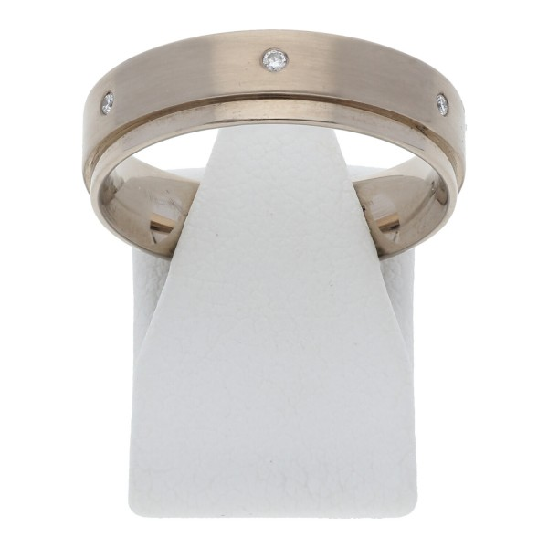 Diamant Ring 0,06 ct 585 Weißgold