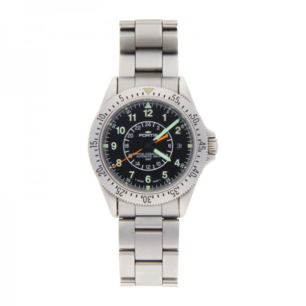 Fortis Cosmonauts GMT Automatic 200M